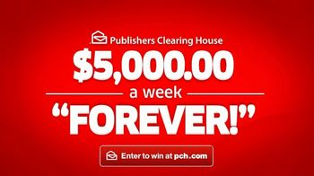 Publishers Clearing House TV Spot, 'Never Worry' - Thumbnail 4