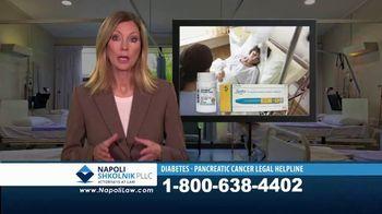 Napoli Shkolnik PLLC TV Spot, 'Pancreatic Cancer' - Thumbnail 1