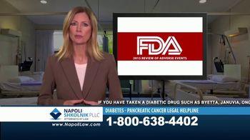 Napoli Shkolnik PLLC TV Spot, 'Pancreatic Cancer' - Thumbnail 2