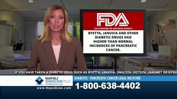 Napoli Shkolnik PLLC TV Spot, 'Pancreatic Cancer' - Thumbnail 3