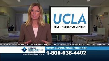 Napoli Shkolnik PLLC TV Spot, 'Pancreatic Cancer' - Thumbnail 4