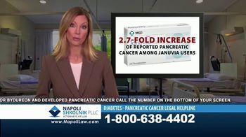 Napoli Shkolnik PLLC TV Spot, 'Pancreatic Cancer' - Thumbnail 6