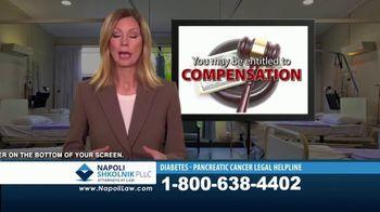 Napoli Shkolnik PLLC TV Spot, 'Pancreatic Cancer' - Thumbnail 8