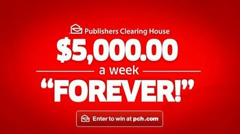 Publishers Clearing House TV Spot, 'Security' - Thumbnail 4