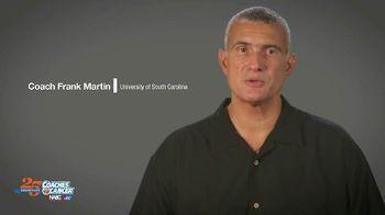 Coaches vs. Cancer TV Spot, '25th Anniversary' Feat. Frank Martin, Tom Izzo - Thumbnail 5