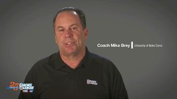 Coaches vs. Cancer TV Spot, '25th Anniversary' Feat. Frank Martin, Tom Izzo - 24 commercial airings