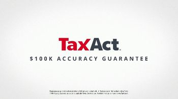 TaxACT TV Spot, 'Accuracy Guarantee' - Thumbnail 9