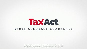 TaxACT TV Spot, 'Deduction Maximizer' - Thumbnail 10