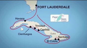 Pearl Seas Cruises TV Spot, 'Cuban Cultural Voyage'