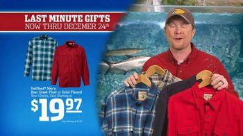 Bass Pro Shops Christmas Sale TV Spot, 'Men's Flannels' - Thumbnail 7