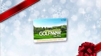 GolfNow.com Gift Card TV Spot, 'Last-Minute Gift Idea' - Thumbnail 1