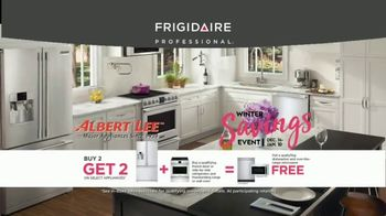 Frigidaire Professional TV Spot, 'Buy Two Get Two Free' - Thumbnail 8