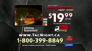 Bell + Howell Night Vision Tac Glasses TV Spot, 'Glaring Light' - Thumbnail 10