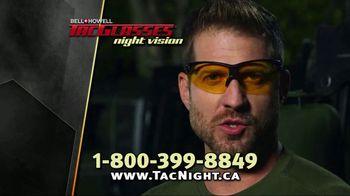 Bell + Howell Night Vision Tac Glasses TV Spot, 'Glaring Light' - Thumbnail 4