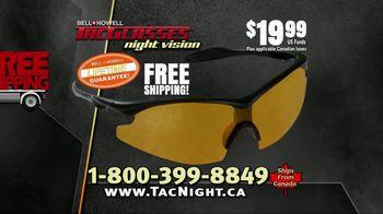 Bell + Howell Night Vision Tac Glasses TV Spot, 'Glaring Light' - Thumbnail 9