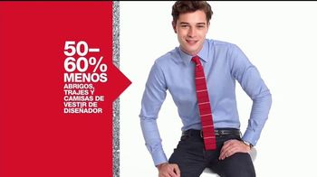 Macy's Venta de un Día TV Spot, 'Trajes y sábanas' [Spanish] - Thumbnail 4