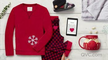 QVC TV Spot, 'Relax and Unwind This Winter'