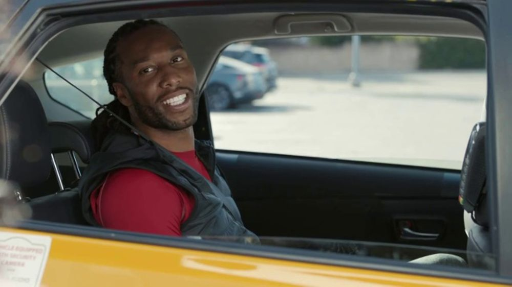 VISA TV Commercial, 'Tap to Pay and Be on Your Way' Featuring Larry Fitzgerald