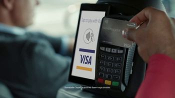 VISA TV Spot, 'Tap to Pay and Be on Your Way' Featuring Larry Fitzgerald - Thumbnail 4