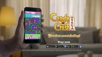 Candy Crush Saga TV Spot, 'Fearless Cat! Get That Sweet Feeling!' - Thumbnail 10