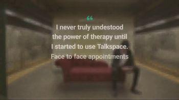 Talkspace TV Spot, 'Michael's Talkspace Review: Subway'