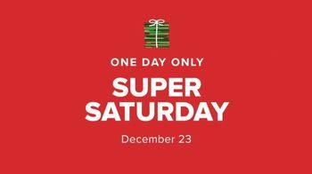 PetSmart Super Saturday TV Spot, 'Holiday Treats and Chews'