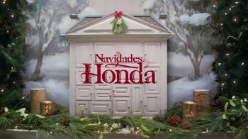 El Evento Navidades Honda TV Spot, 'Christmas Card' [Spanish] [T2] - Thumbnail 1