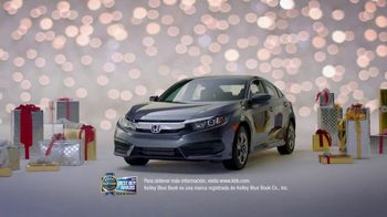 El Evento Navidades Honda TV Spot, 'Christmas Card' [Spanish] [T2] - Thumbnail 6