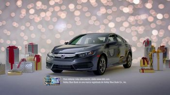 El Evento Navidades Honda TV Spot, 'Christmas Card' [Spanish] [T2] - Thumbnail 7
