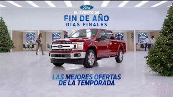 Ford El Evento de Fin de Año TV Spot, 'Los regalos de Santa' [Spanish] [T2] - Thumbnail 7
