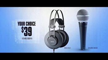 Guitar Center TV Spot, 'Holiday Savings: Drum Gear' - Thumbnail 4