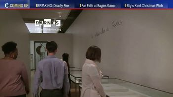 The Barnes Foundation TV Spot, 'Kiefer Rodin Exhibition' - Thumbnail 3