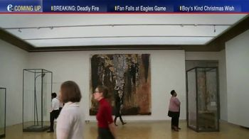 The Barnes Foundation TV Spot, 'Kiefer Rodin Exhibition' - Thumbnail 5