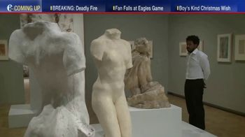The Barnes Foundation TV Spot, 'Kiefer Rodin Exhibition' - Thumbnail 6