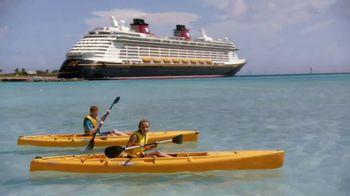 Disney Cruise Line TV Spot, 'Disney Channel: Castaway Cay' - Thumbnail 2