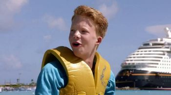 Disney Cruise Line TV Spot, 'Disney Channel: Castaway Cay' - 307 commercial airings
