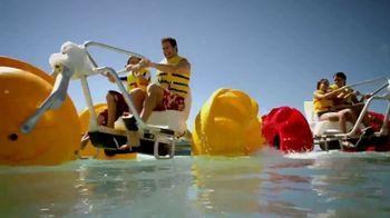 Disney Cruise Line TV Spot, 'Disney Channel: Castaway Cay' - Thumbnail 5