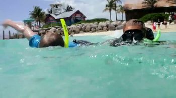 Disney Cruise Line TV Spot, 'Disney Channel: Castaway Cay' - Thumbnail 6