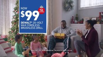 Lowe's TV Spot, 'The Moment: Gift Giver' - Thumbnail 10