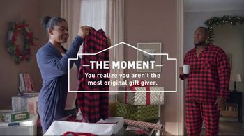 Lowe's TV Spot, 'The Moment: Gift Giver' - 4300 commercial airings