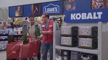 Lowe's TV Spot, 'Gift Giver: Kobalt Mechanic's Tool Set' - Thumbnail 7