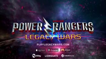 Power Rangers: Legacy Wars TV Spot, 'Battle' - Thumbnail 10