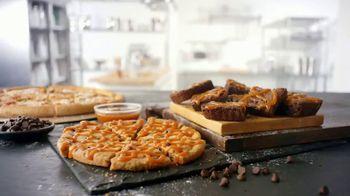 Papa John's Salted Caramel Desserts TV Spot, 'Dessert to Match'