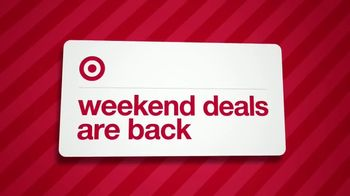 Target Weekend Deals TV Spot, 'Last Minute Gifts' - Thumbnail 1