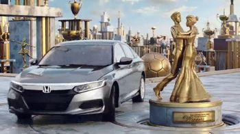 2018 Honda Accord TV Spot, 'Tower of Success' - Thumbnail 1