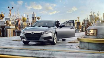 2018 Honda Accord TV Spot, 'Tower of Success' - Thumbnail 7