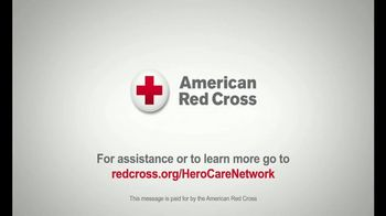 American Red Cross TV Spot, 'Caring for Heroes' - Thumbnail 10