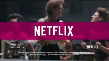 T-Mobile TV Spot, 'Family Plans Include Netflix' - Thumbnail 4
