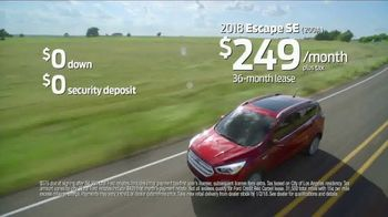 Ford Year End Sales Event TV Spot, 'Got a Great Deal' [T2] - Thumbnail 4