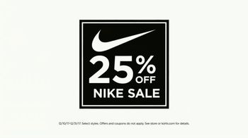 Kohl's Nike Sale TV Spot, 'Give Joy, Get Joy: Hoodies and Shoes' - Thumbnail 3